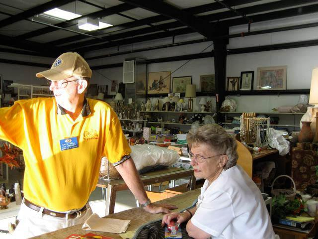 carefree kiwanis historic flea market