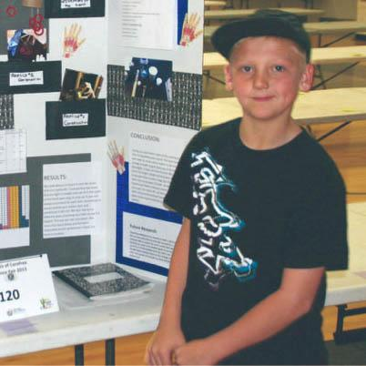 kiwanis sponsored science fair