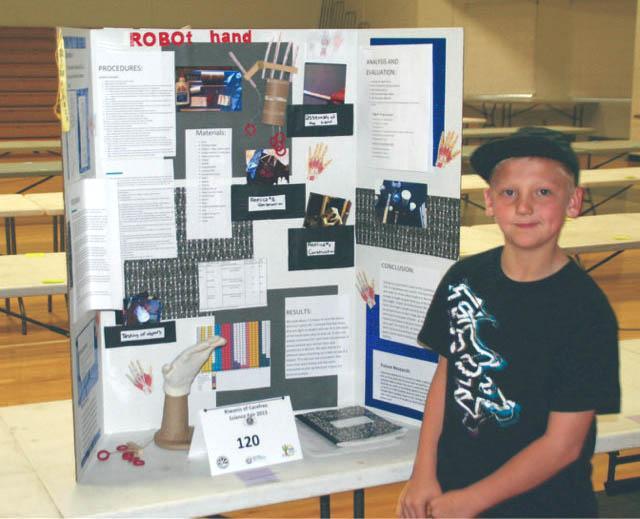 kiwanis sponsored science fair
