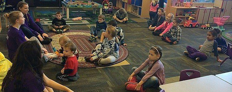 ymca-kids yoga