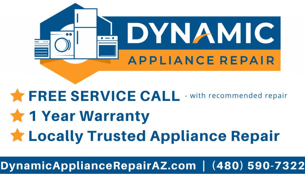 Dynamic Appliance Repair Local Repair Company