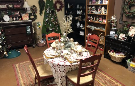 Thrift Store Finds at the Kiwanis Marketplace in Cave Creek