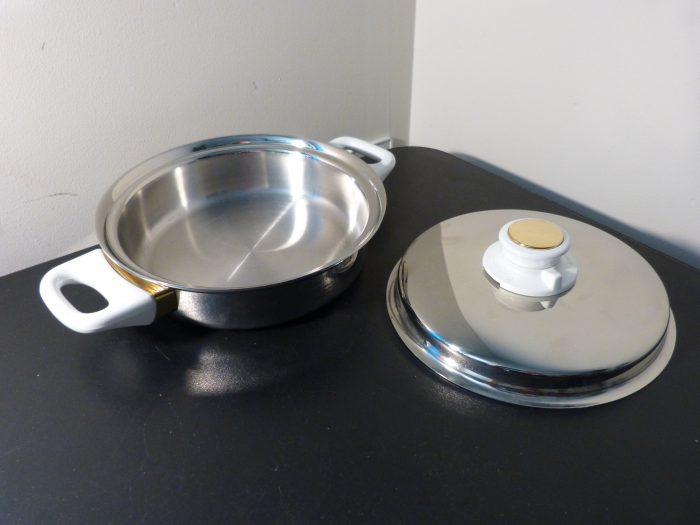 Health Craft 1.25 QT Saucepan Vented Lid