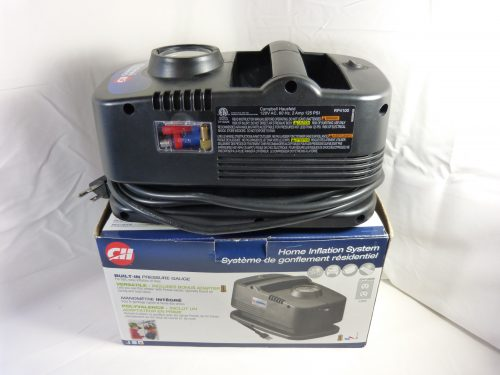 Campbell Hausfeld Home Inflation System Air Compressor