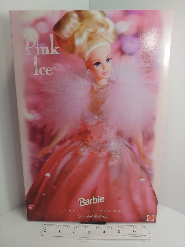 Barbie Pink Ice Limited Edition 15141