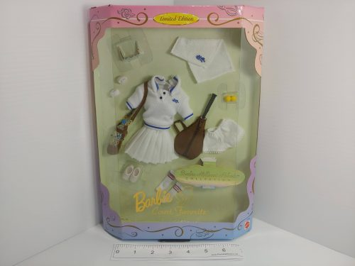 Limited Edition Barbie Millicent Roberts Court Favorite Accessories 17569