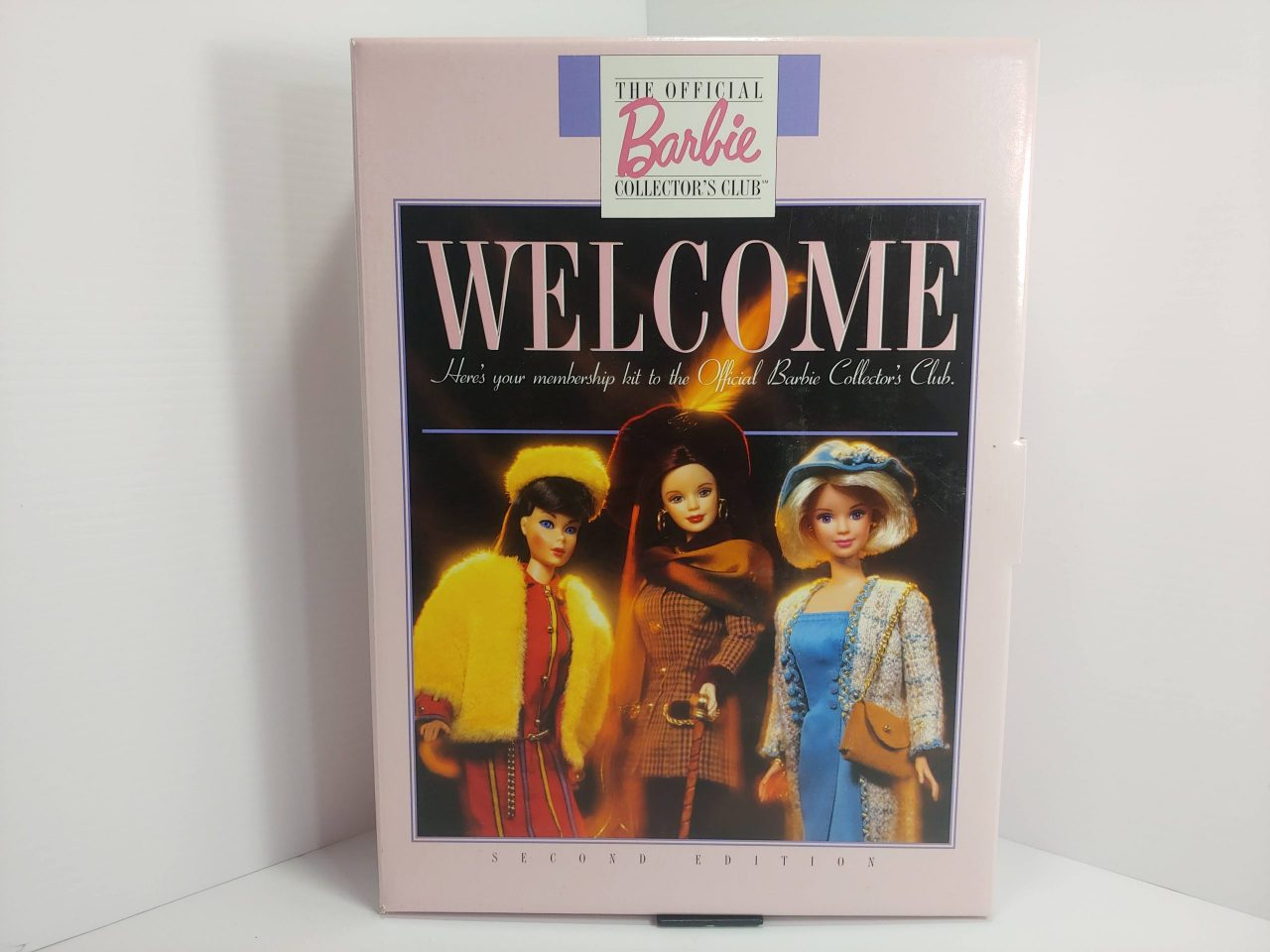 Barbie Collectors Club Welcome Pack 2nd Edition