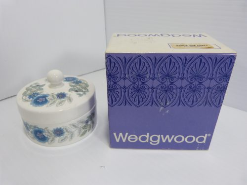 Wedgwood Clementine Round Candy/Trinket Box