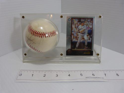 Jay Buhner Signed Baseball