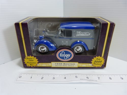 Kroger 1938 Bantam Ertl Collectibles