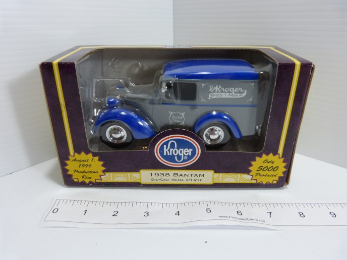 Kroger 1938 Bantam Ertl Collectibles
