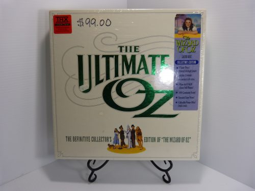 The Ultimate OZ The Wizard of Oz Collector's Edition Laserdisc Box Set
