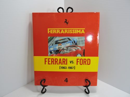 Ferrarissima Volume 4 (New Series)