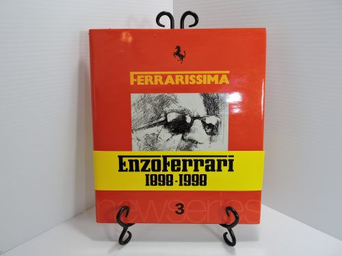 Ferrarissima Volume 3 (New Series)