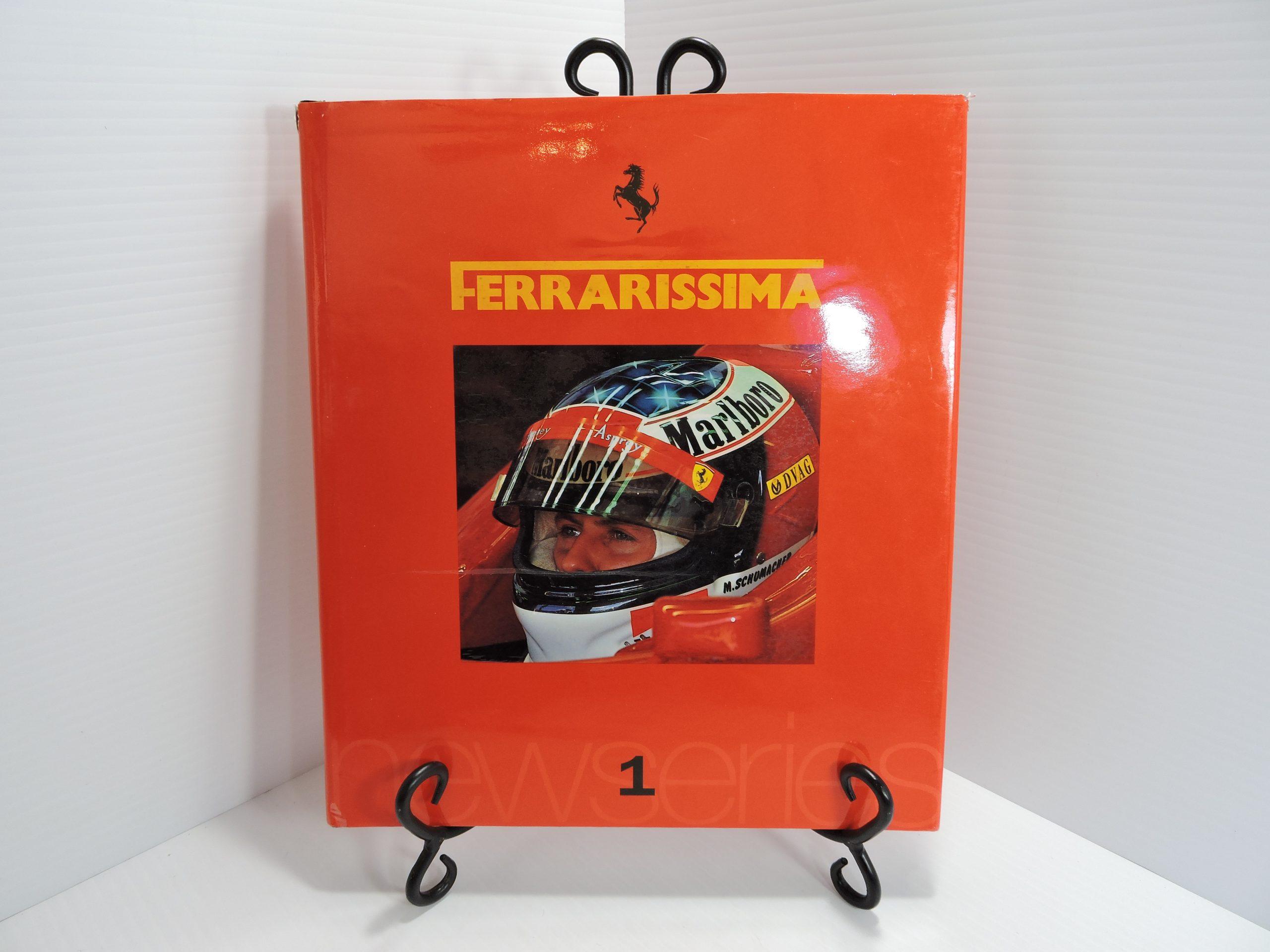 Ferrarissima Volume 1 (New Series)