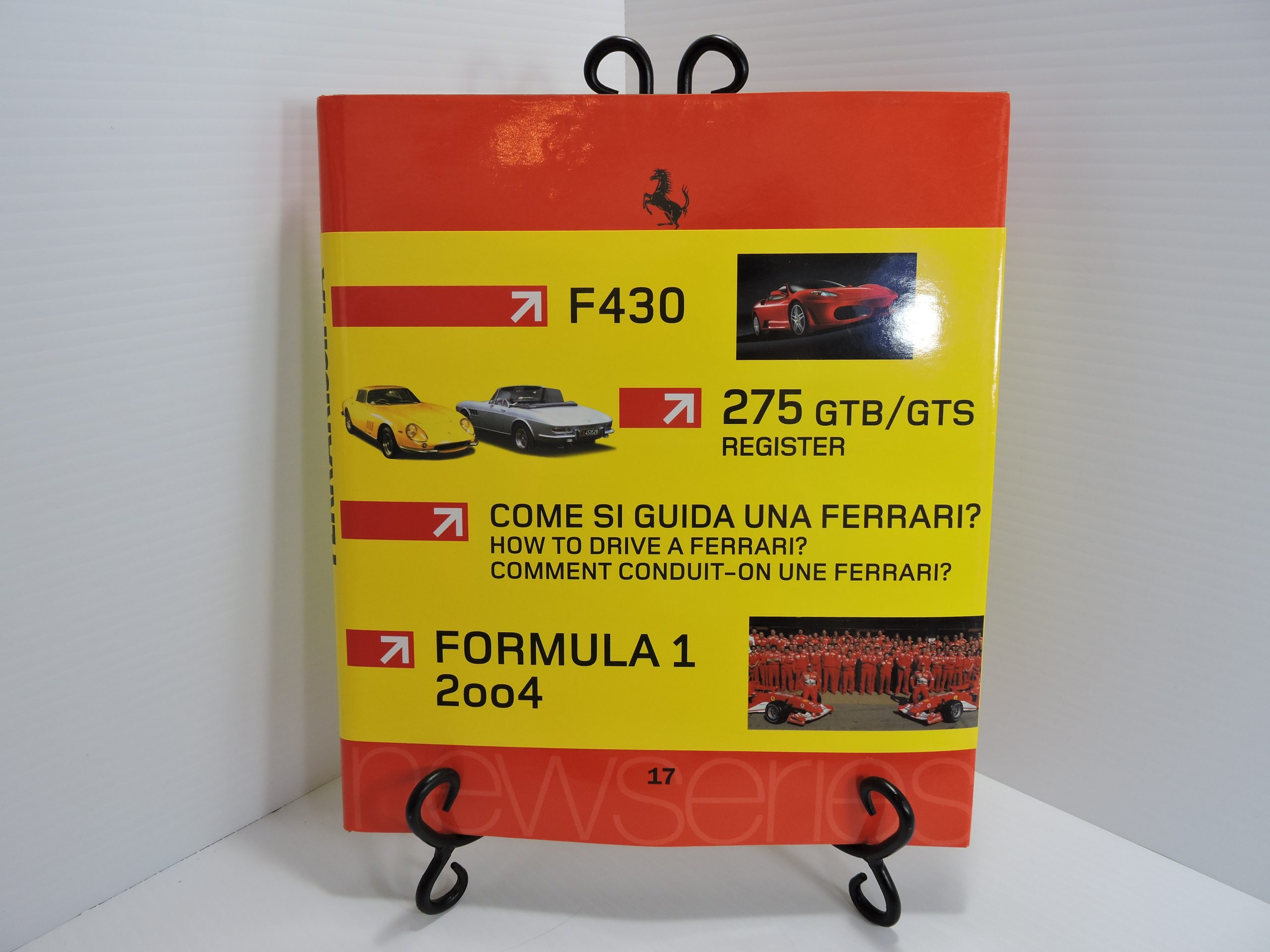 Ferrarissima Volume 17 (New Series)