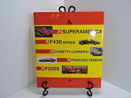 Ferrarissima Volume 18 (New Series)