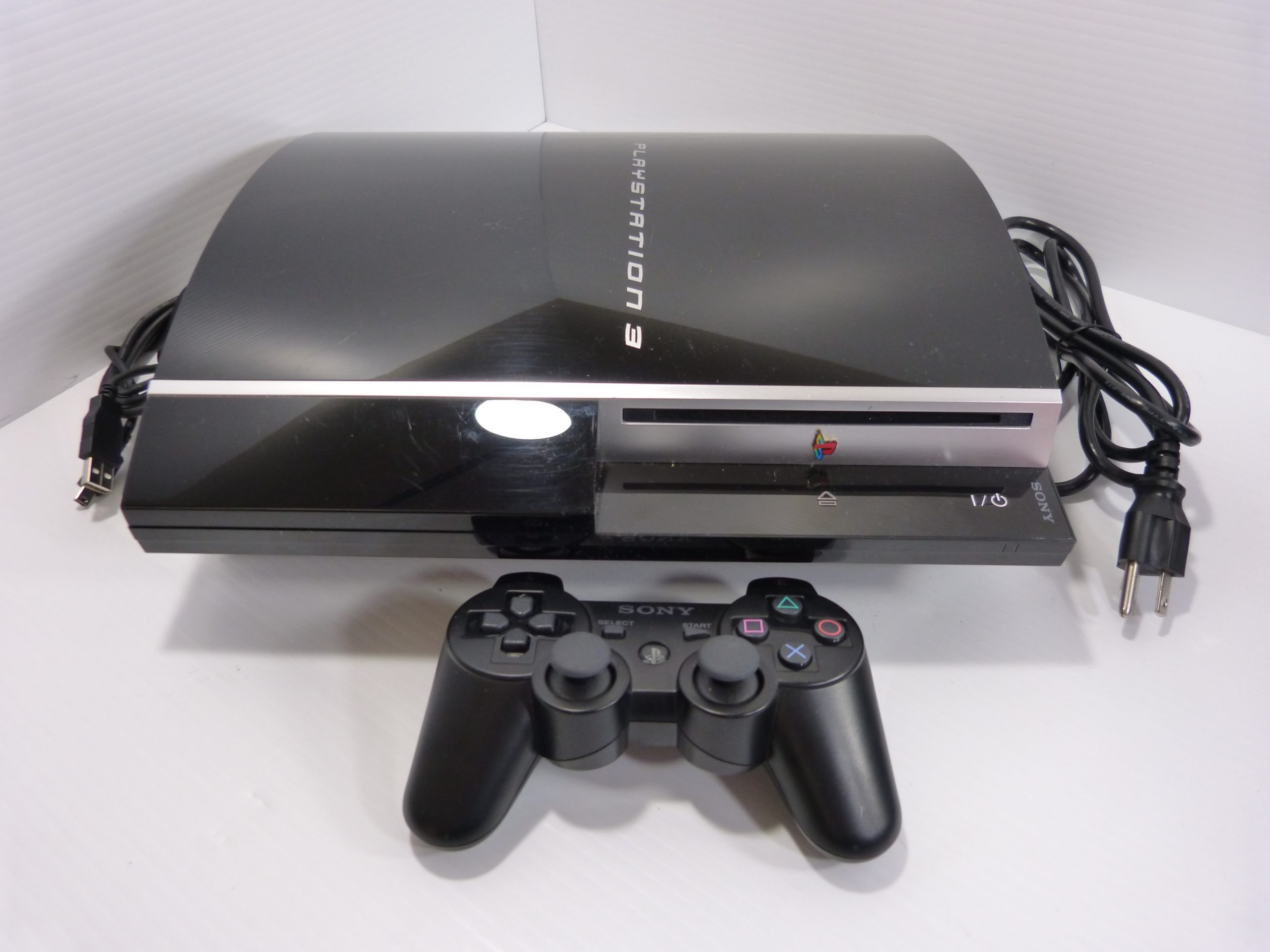 Sony PlayStation 3 Ps3 80GB + 1 Controller CECHK01