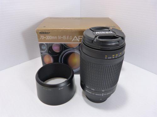 Nikon AF 300mm F/5.6 Lens