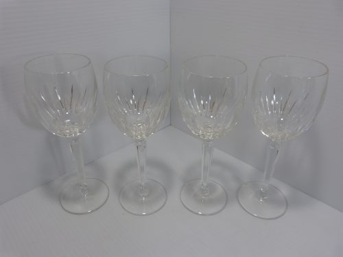 Waterford Crystal Wynnewood Water Goblets Set of 4