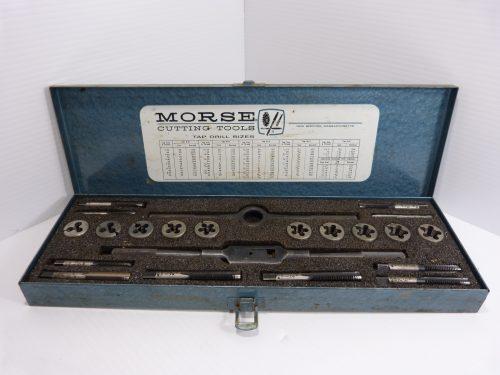 Morse Tap & Die Set 22 Piece Set
