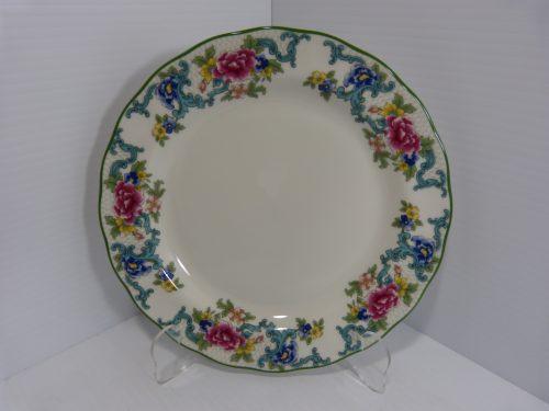 oyal Doulton Floradora Green Salad Plate