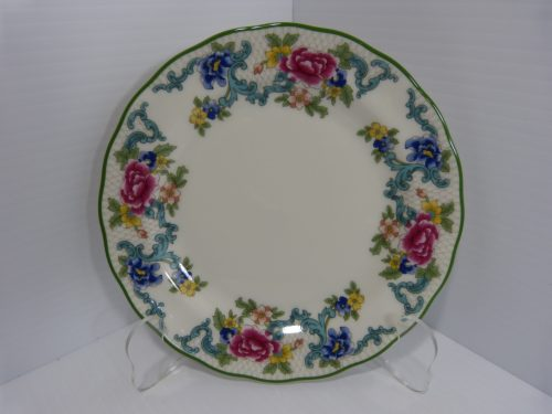 Royal Doulton Floradora Green Side Plate