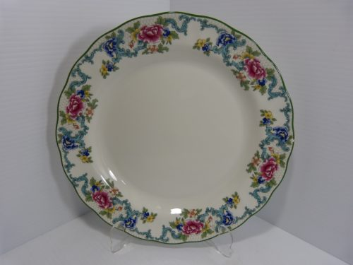 Royal Doulton Floradora Green Dinner Plate