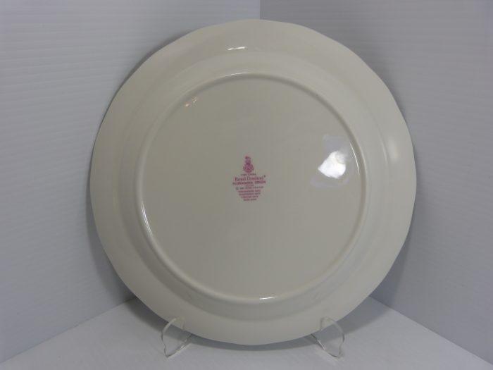 Royal Doulton Floradora Green Dinner Plate