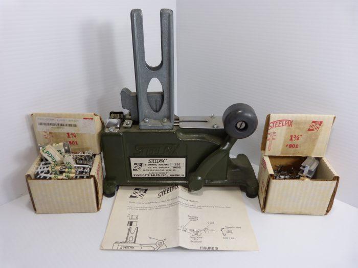 Steelpix Model 35E Stemming Machine