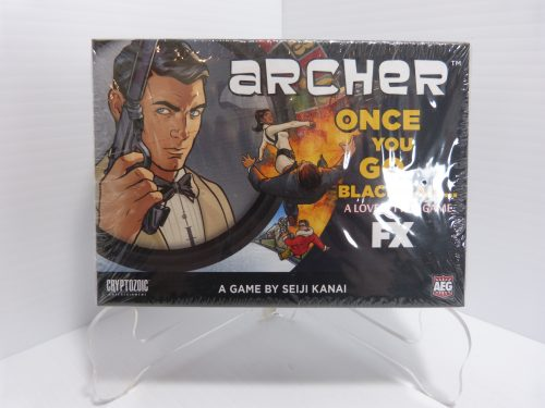 Archer: Once You Go Blackmail Game