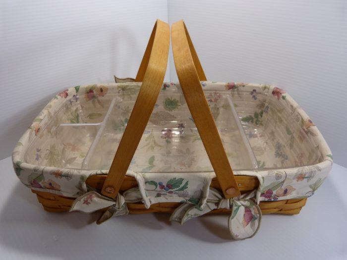 Longaberger Gathering Basket 1999