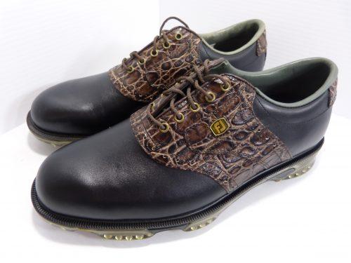 Footjoy Dryjoys Tour Golf Shoes 53775 8 1/2 M