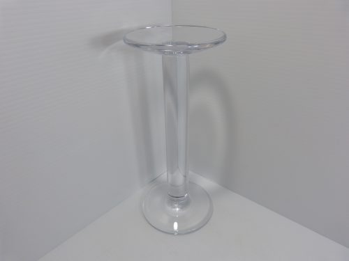 Simon Pearce Pillar Candle Holder 12 1/4""