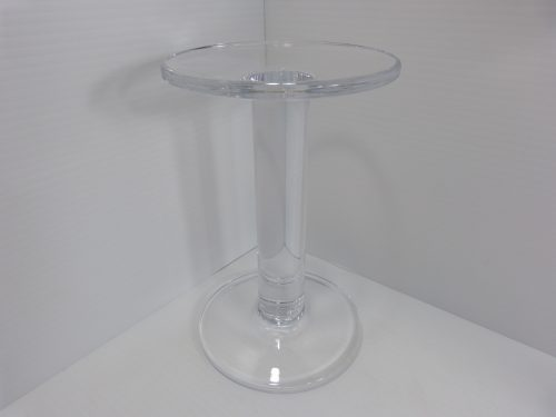 Simon Pearce Pillar Candle Holder 8 1/2""