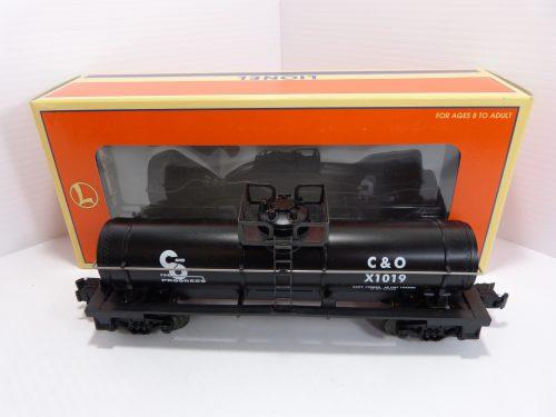 Lionel 6-26124 C&O Tank Car