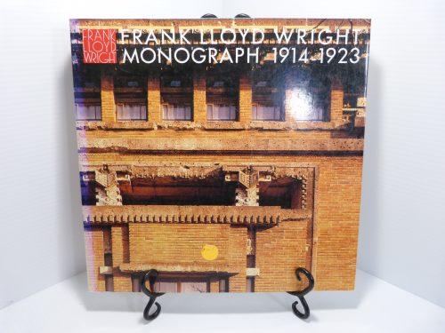 Frank Lloyd Wright Monograph Vol. 4 1914-1923 Softcover
