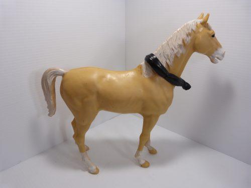 Johnny West Thunderbolt Palomino Horse