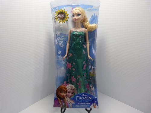 Disney Frozen Birthday Party Elsa 2014