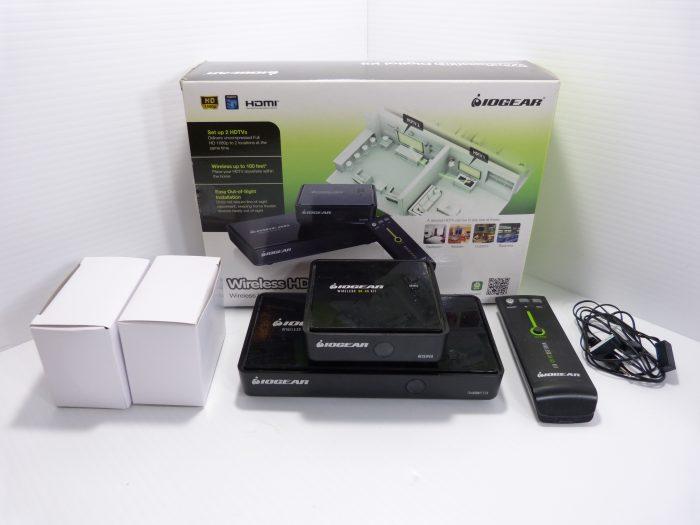 10Gear Wireless HD Digital Kit GW3DHDKIT