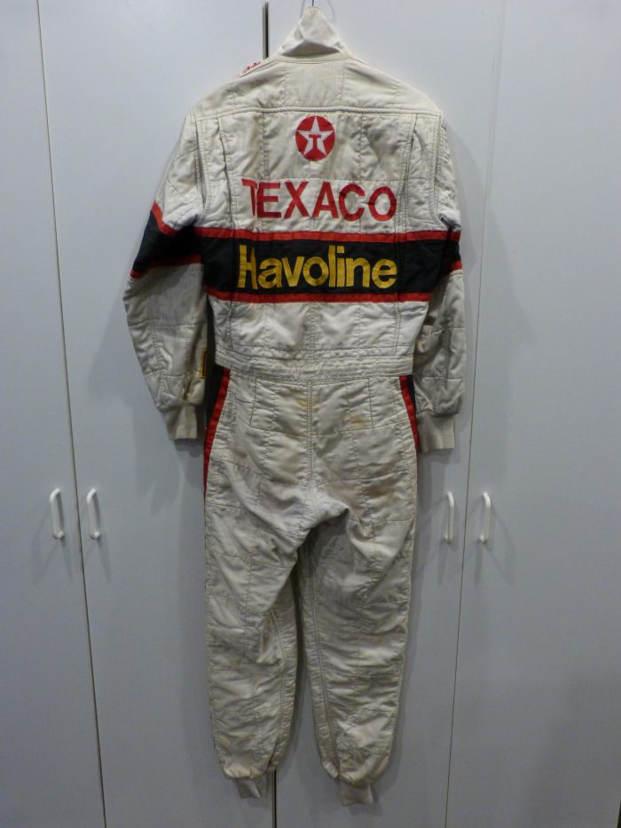 Dominic Dobson Simpson Racing Suit