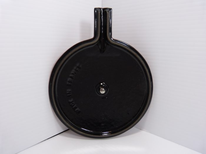 Staub La Theire Red Enamel Cast Iron Teapot Tea Kettle