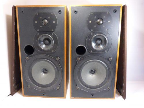Bowers & Wilkins B & W DM23 3-Way Speaker