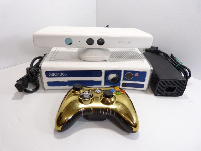 XBox 360 Kinect Star Wars Edition 320Gb Tested