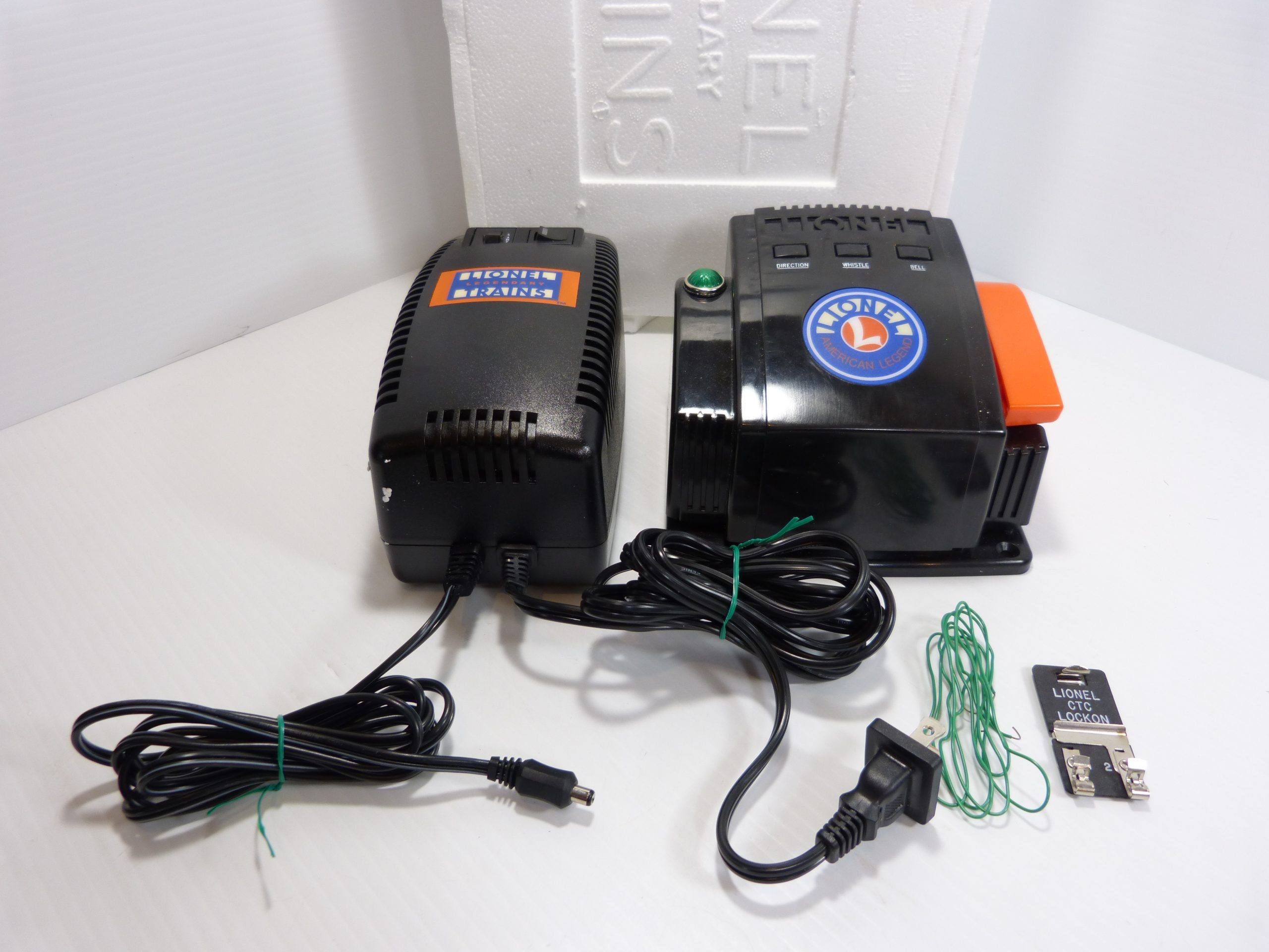 Lionell Powerhouse 80 Power Supply Mint TESTED